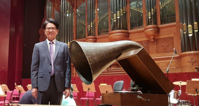 臺音講堂《留聲曲盤中的臺灣》聽見臺灣百年美聲與歷史風情