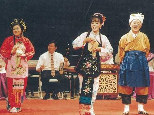 2000年兩岸小戲大展暨學術研討會
