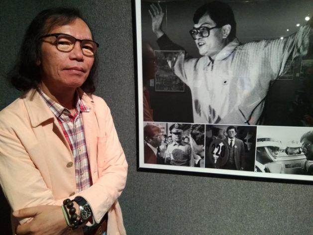 台湾の民主化の歩みを記録する写真家-宋隆泉