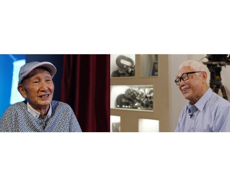 Cinematographer Lin Tsan-ting and director Tsai Yang-ming to receive Golden Horse Lifetime Awards
