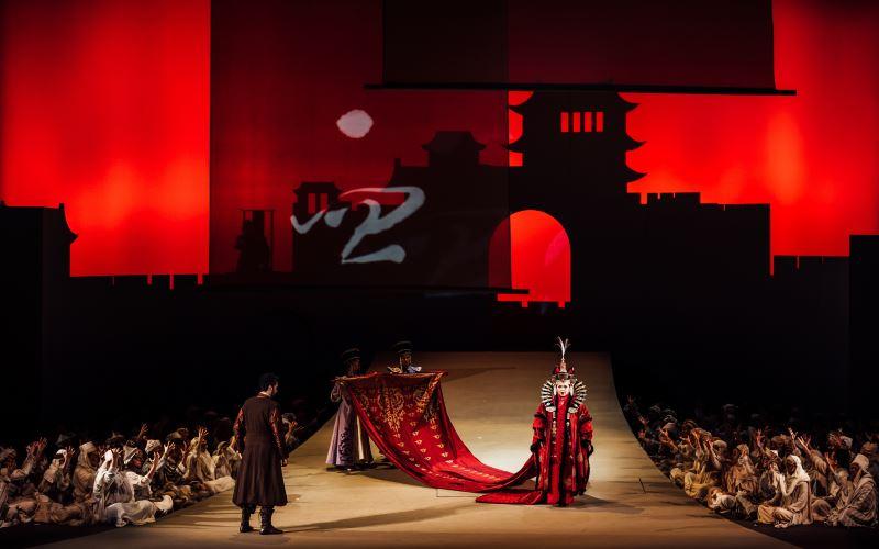 8/28、台湾衛武営国家芸術文化センター(ウェウーイン)より コロナ禍以来世界最大オペラ「トゥーランドット」をネット配信