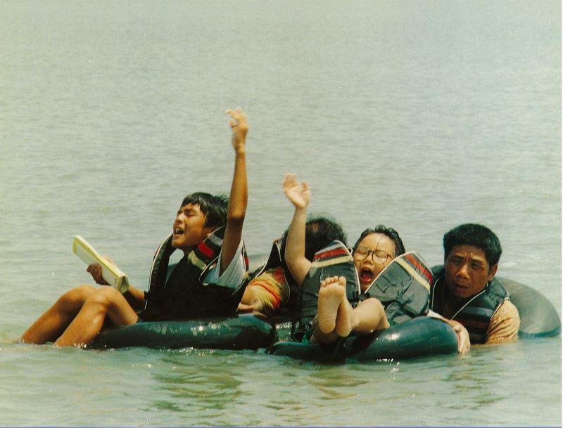 臺灣書院10月24日放映陳玉勳(《總鋪師》導演)1994年作品《熱帶魚》