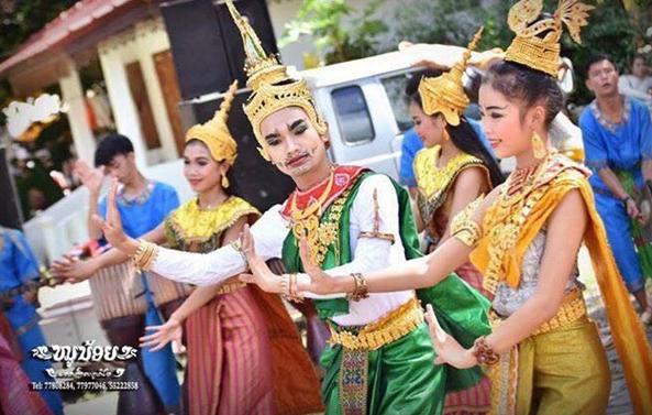 《寮動人心》2017亞太傳統藝術節