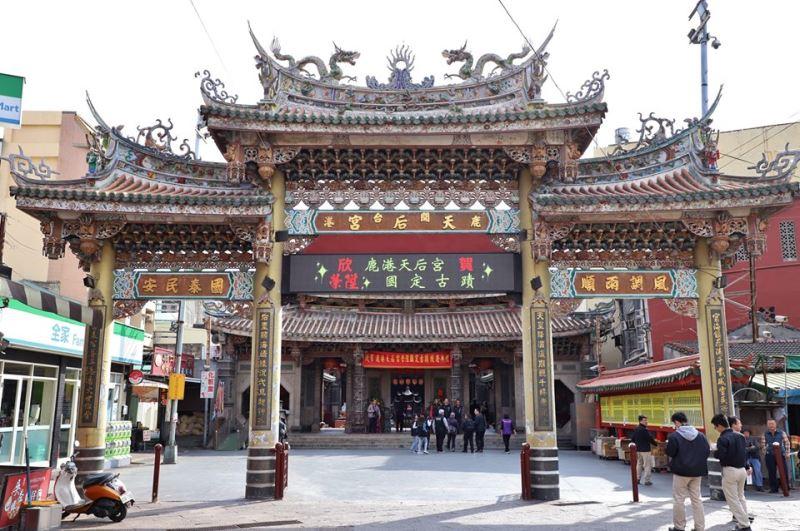 El Templo Lukang Tianhou fue elevado a la categoría de sitio histórico nacional