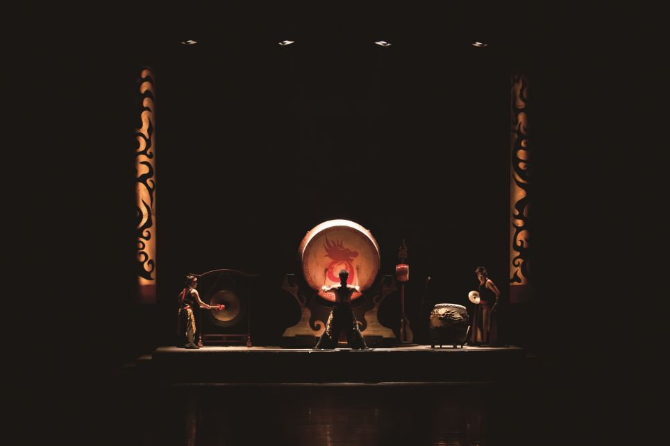 Rapport Series XX: Chio Tian Folk Drums & Arts Troupe