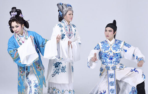 Tang Mei Yun Taiwanese Opera Company The Murder in the Chapel