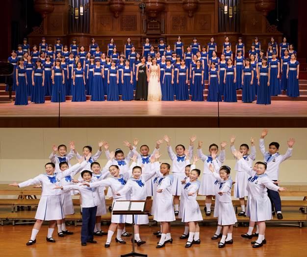 【音楽】新竹女子高等学校合唱団.千葉ソナク少年少女合唱団 ジョイントコンサートin東京