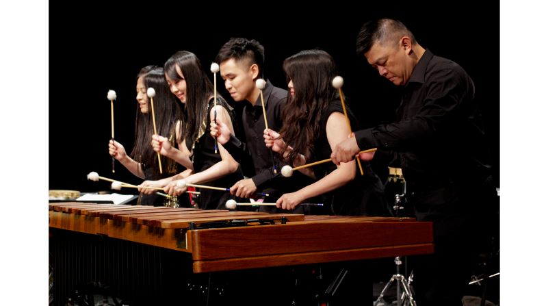 Ju Percussion Group | Stunning Virtuosity