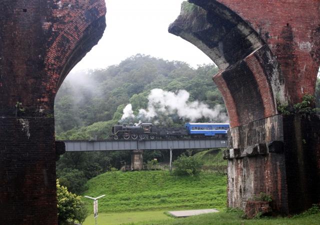 台湾鉄路管理局旧山線
