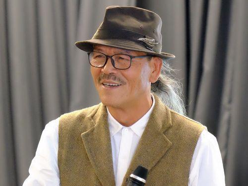 【講座】シャマン・ラポガンさん「大海浮夢」日本語訳版発表会