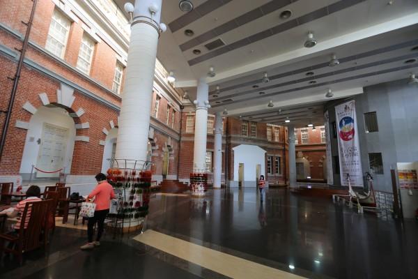 台湾文学館が100周年 日本統治時代の建築再利用