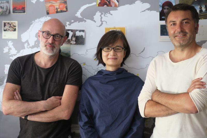 Centro Cultural de Taiwán en París y Le Lieu Unique de Francia firman MOU para profundizar intercambios culturales