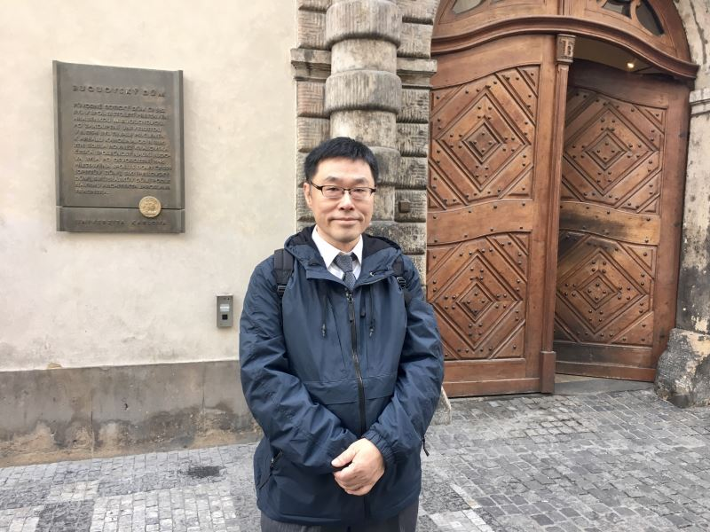 Scholar of Taiwan history Chang Lung-chih appointed director of National Museum of Taiwan History
