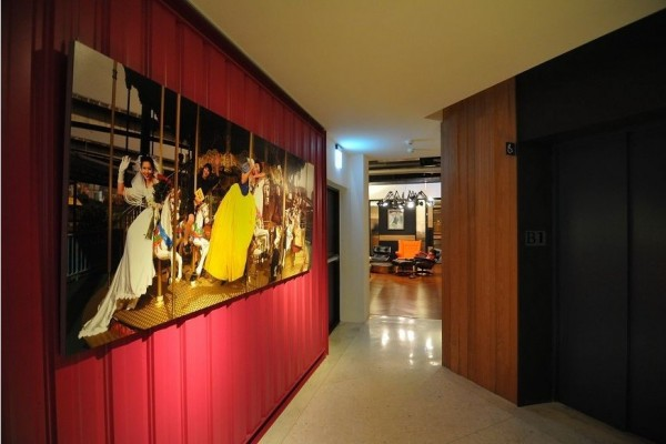 Art Bank collection spruces up Taichung hotel