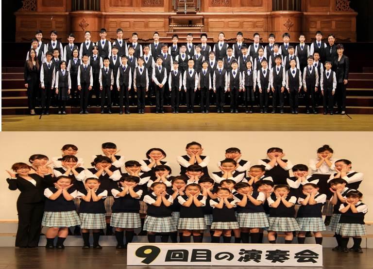 【音楽】拉縴人少年児童合唱団・池田ジュニア合唱団 ジョイントコンサートin東京