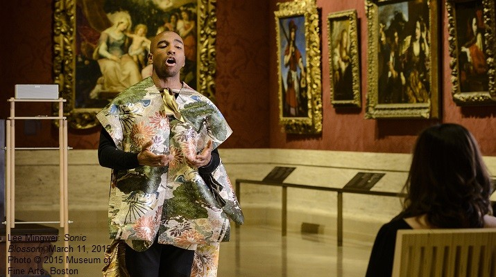 李明維《聲之綻》個展10月30日起大都會博物館綻放