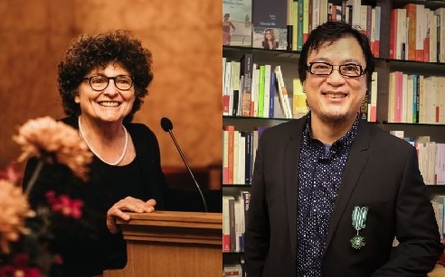 25th Taiwan-France Cultural Award selects two winners in Paris