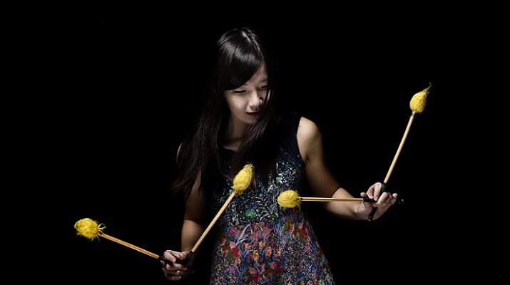 "Vibraphonist Yuhan Su and her upcoming album ""City Animals"" at Cornelia Street Café"