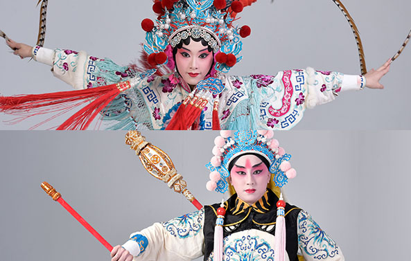 Taiwan Jing Kun Opera Troupe of the National Taiwan College of Performing Arts HU SAN NIANG, Yaguan Chamber