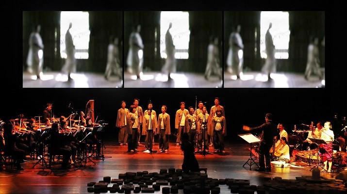 臺、柬、美、澳共製「南國悲歌:柬埔寨安魂曲」紐約下一波藝術節演出