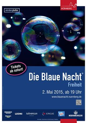 Germany | 'Die Blaue Nacht' featuring Huang Ying-cheng