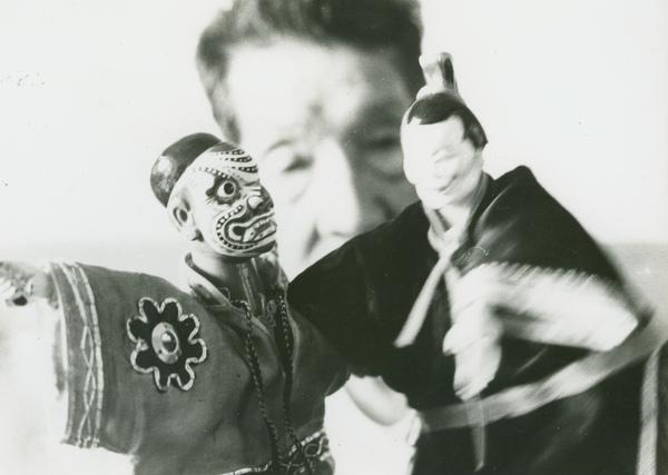 Maestro de Marionetas de Guante | Li Tian-lu