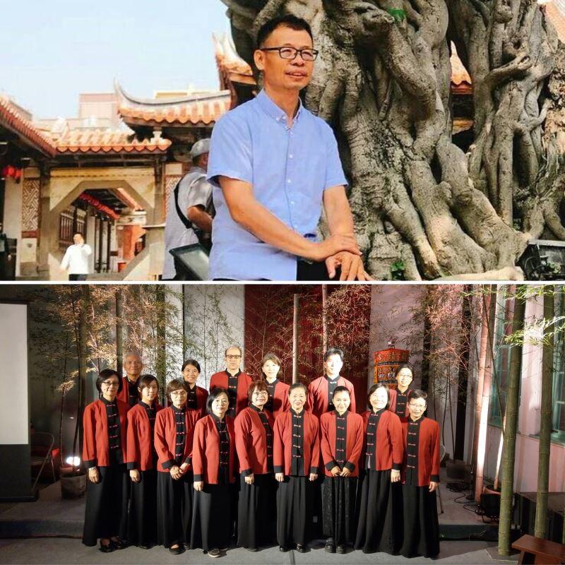 臺音講堂《聽聽吳素霞的南管藝術》從韓熙載夜宴圖聽見傳統音樂之美 示範講座