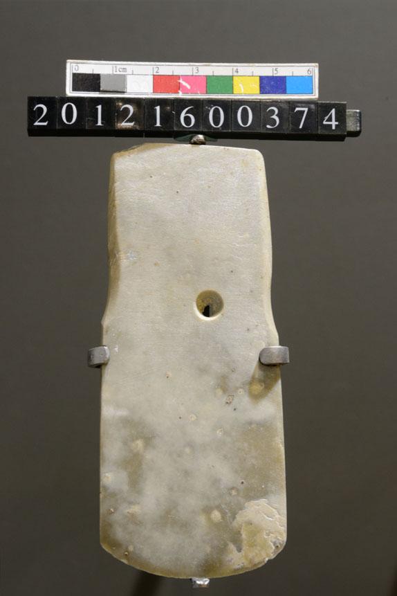 卑南文化玉斧