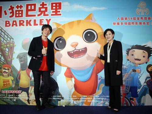 台湾オリジナル長編アニメ公開 文化相、産業発展推進に意欲