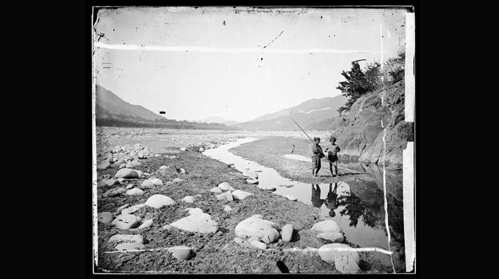 中外名攝影家鏡頭下 看見台灣 -「鏡觀寶島山‧河」
