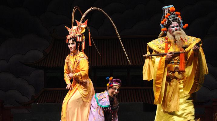 臺灣豫劇團《約/束》即將於4月15日在賓州Scranton演出