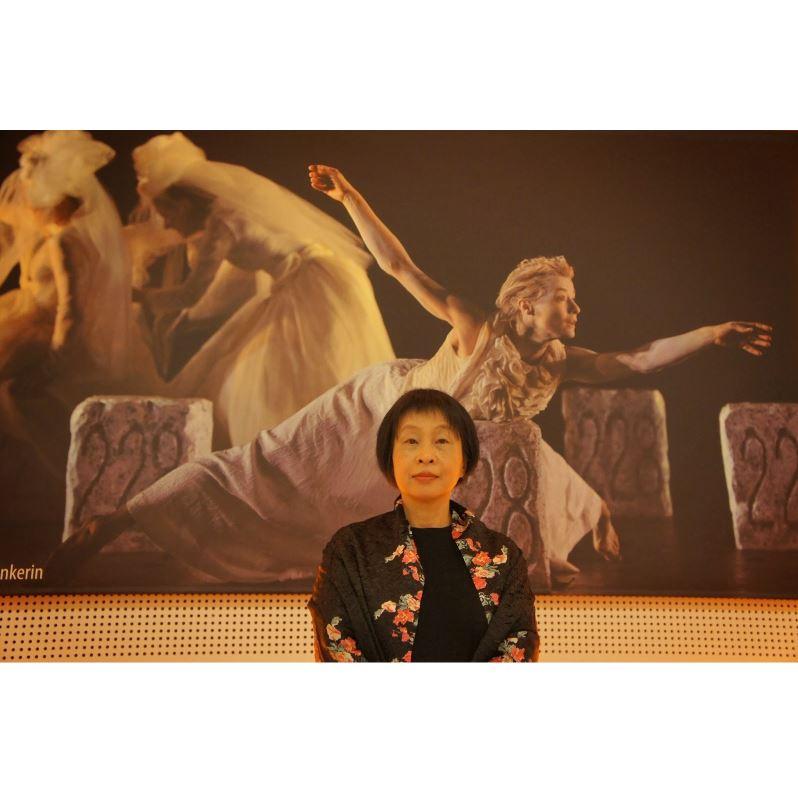 Rencontre avec Li-Ang Romancière taïwanaise à BnF