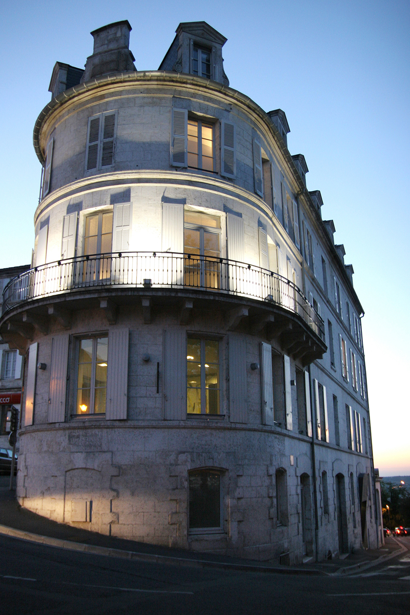 Programme de résidence à Angoulême de bédéistes taïwanais
