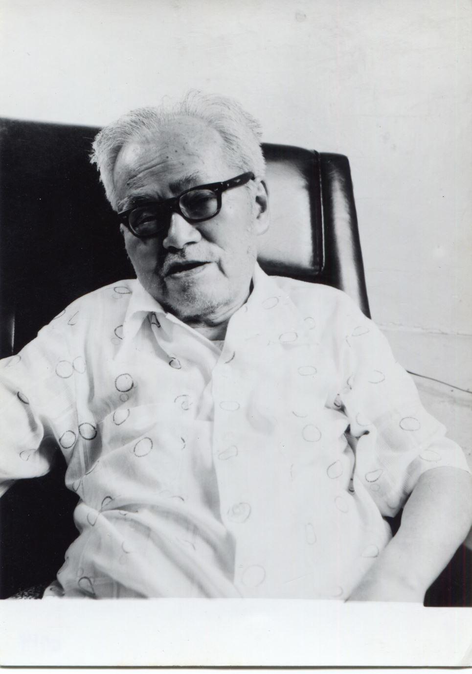 Taiwan New Literature Writer | Wang Shi-lang