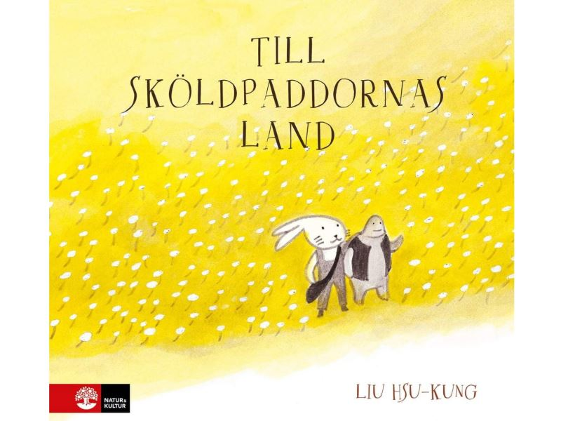 Children's book by Taiwanese illustrator receives acclaim in Sweden