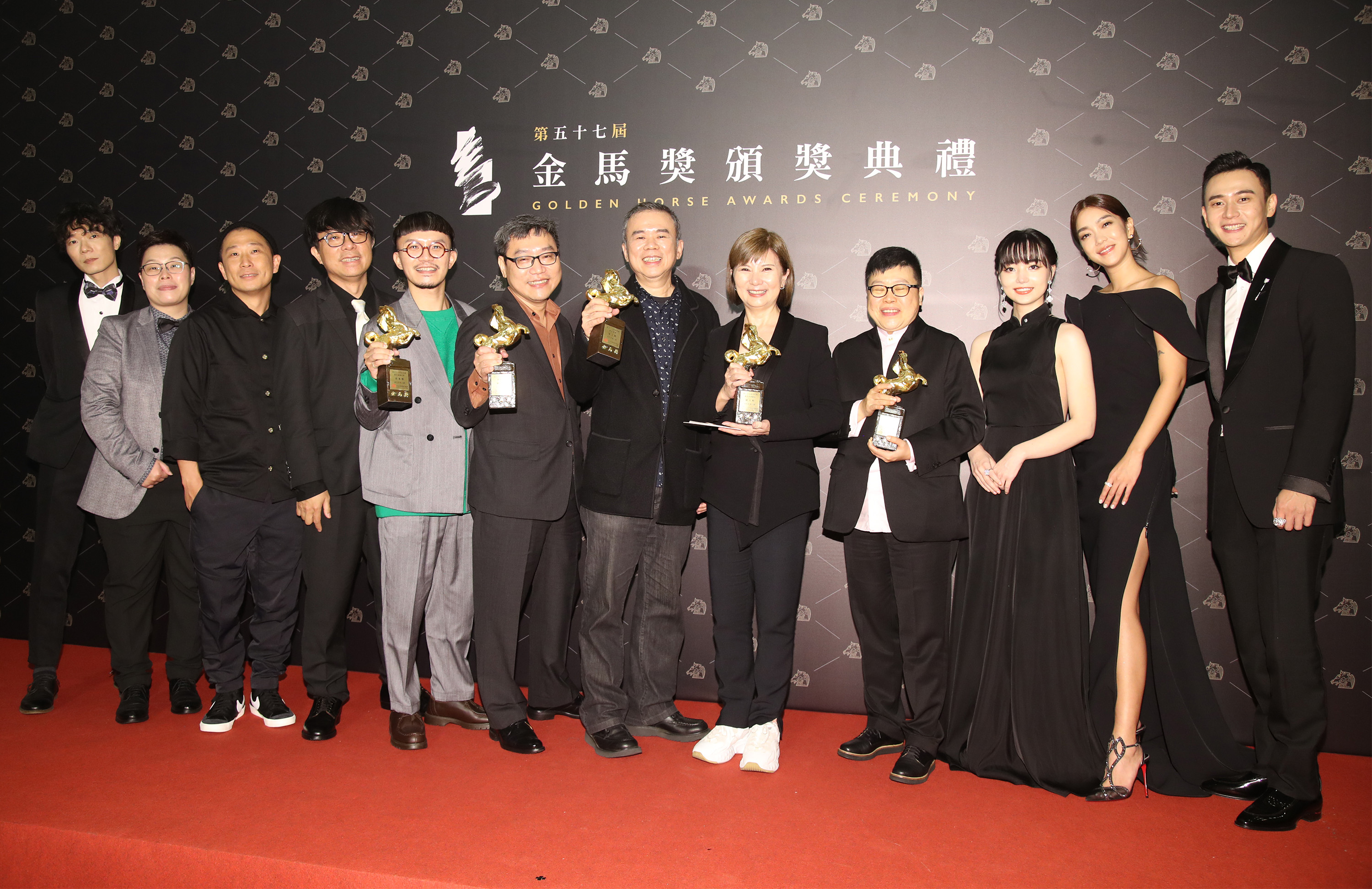 Time-honored Golden Horse Awards ceremony takes place in Taipei