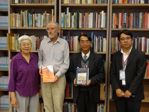Donated rare books provide new insights on Taiwan