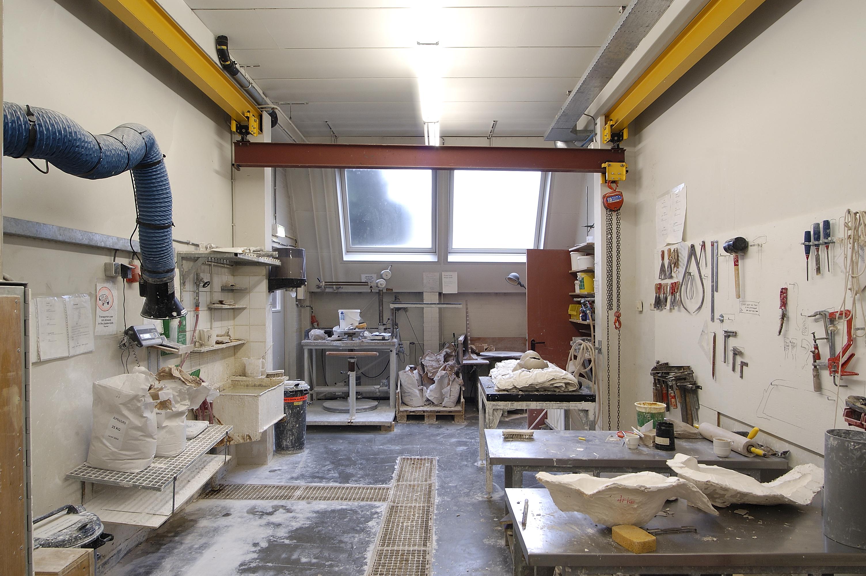 Projet de résidence au European Ceramic Workcentre des Pays-Bas