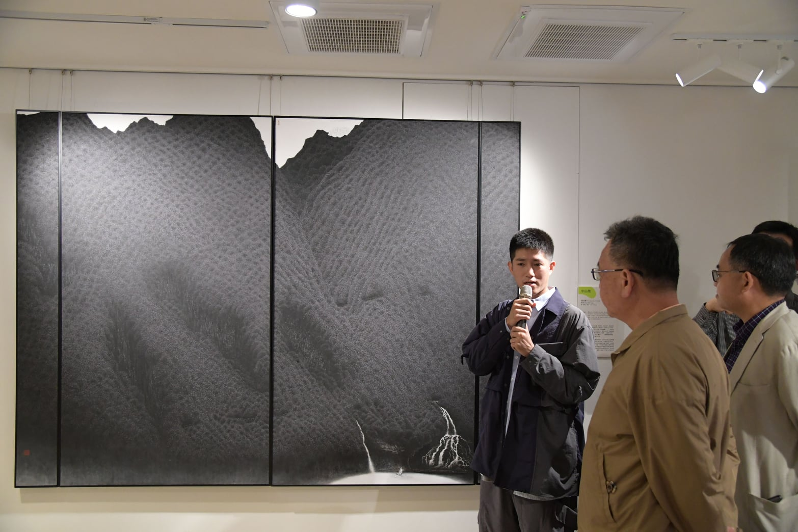 Penghu exhibition showcases winning works of Chung-shan Youth Art Awards