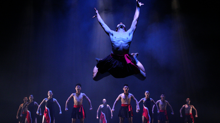 TJIMUR DANCE THEATRE FROM PINGTUNG, TAIWAN IS INVITED TO PERFORM AT PLANET INDIGENUS, CANADA