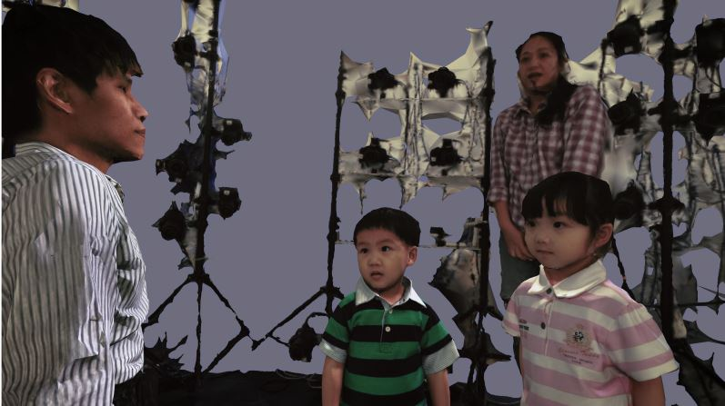 台灣當代藝術家許哲瑜錄像藝術短片《副本人》躍上紐約影展