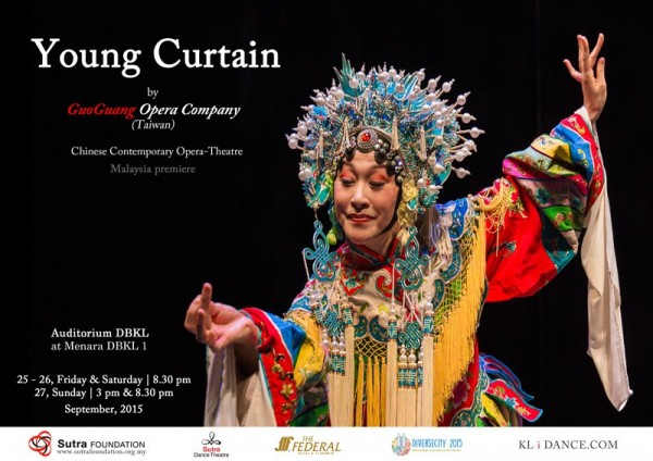 Faust-inspired Chinese opera to meet Malaysian audiences