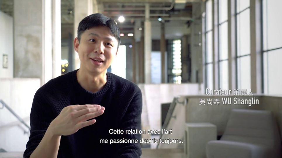 Artiste en résidence à la Cité des Arts| Wu Shang-lin