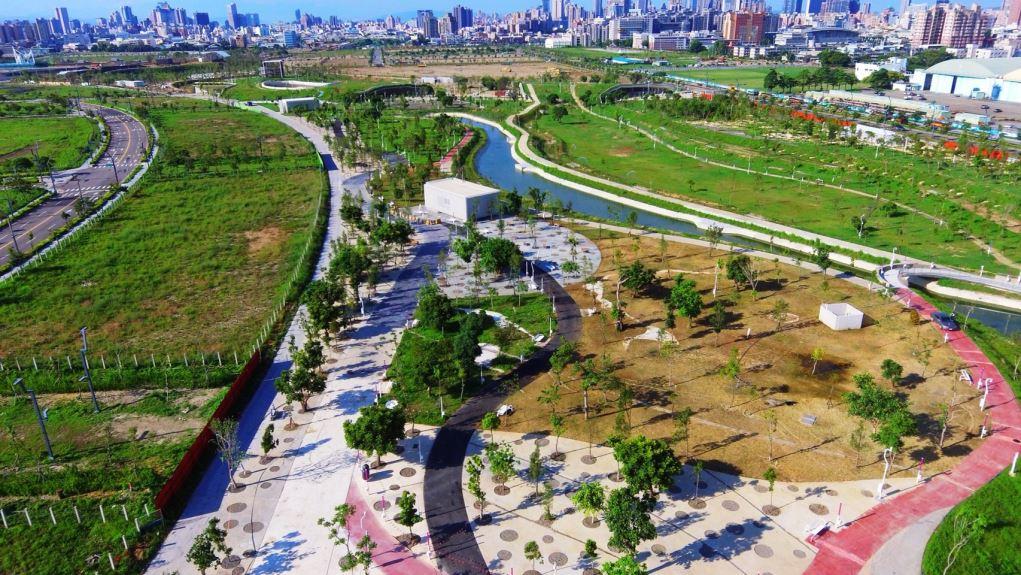 城市設計與治理建築論壇-以臺灣臺中中央公園為例