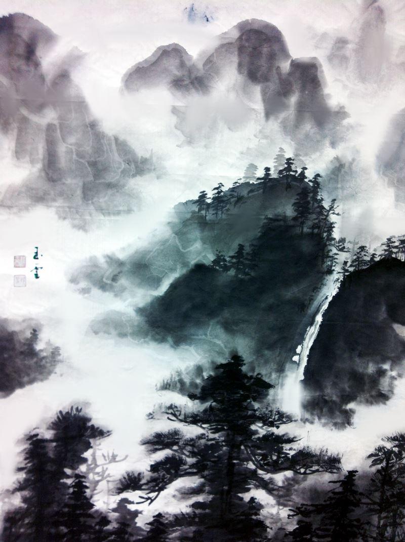 寄迹和穆─蔡玉雲書畫展