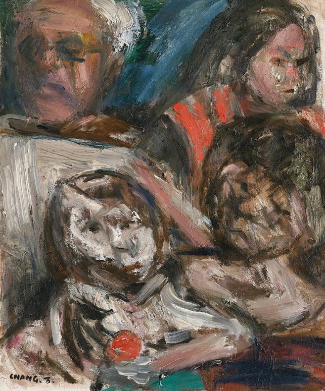 Painter | Chang Wan-chuan