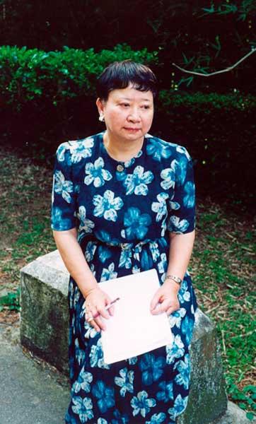 華人文學的領航者-張曉風