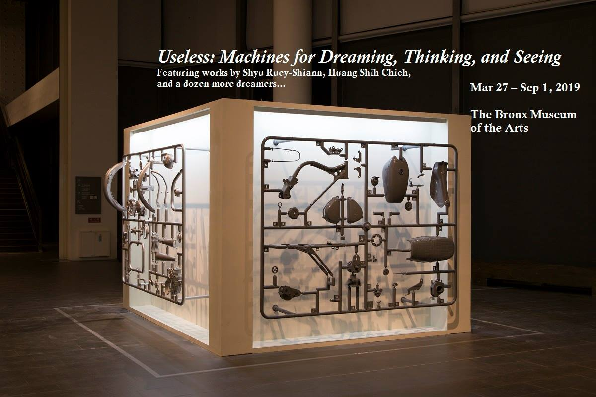 Joint Bronx exhibition to feature kinetic art from Taiwan