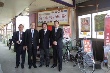 「台湾映画祭in 高田世界館 2015」が開幕