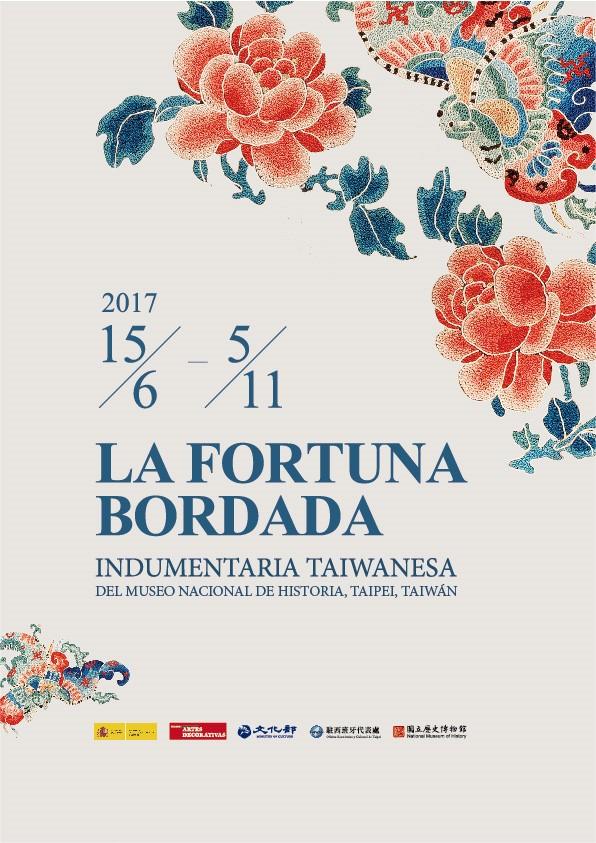 La Fortuna Bordada: Indumentaria taiwanesa del Museo Nacional de Historia